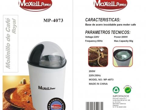 Molinillo MP4073